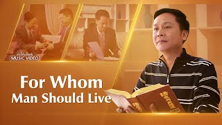 "Gospel Music Video ""For Whom Man Should Live"""