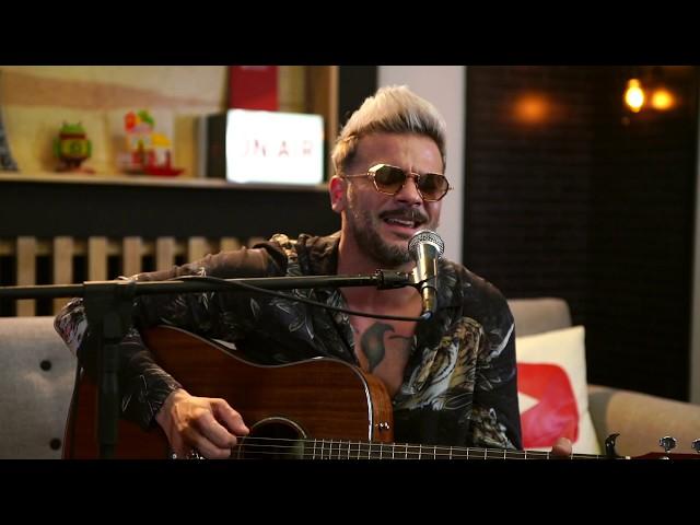 """Calma"" recorded in YouTube Music Mexico"