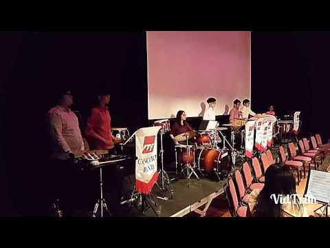 ITE Concert Band Percussion Ensemble  (Technology)