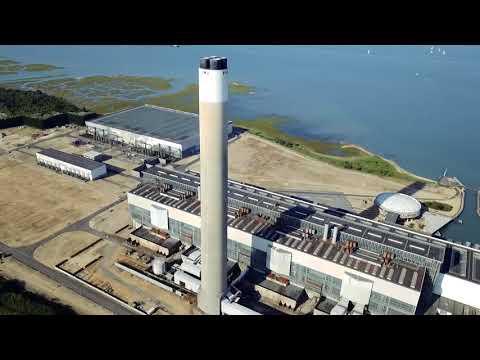 DJI MAVIC PRO over Fawley Decommissioned Oil Refinery