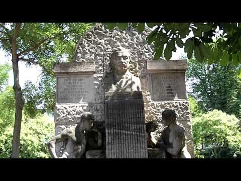 No.16 Philip-Reis-Denkmal - Kultur mit QR Code in Frankfurt
