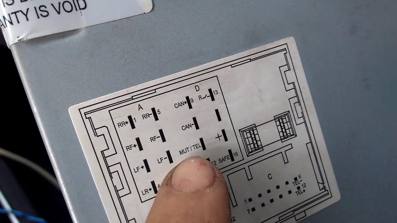 a766c3463 Rádio original Volkswagen