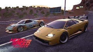 Need For Speed Payback   Lamborghini Diablo SV vs. Natalia Nova (Boss Race) - PS4 Gameplay