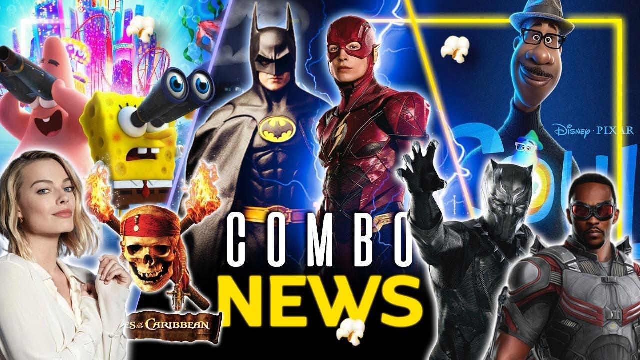 Racismo en el doblaje y en Marvel, Margot PirataDelCaribe, Batman 90's regresa y más #ComboNews