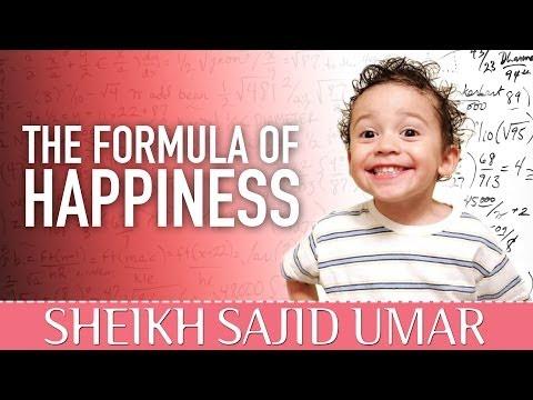 The Formula Of Happiness ᴴᴰ ┇ Islamic Reminder ┇ by Sheikh Sajid Umar ┇ TDR Production ┇