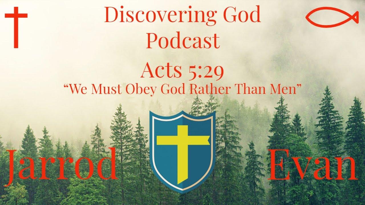 Prayer, Fruit of The Spirit: Joy & Peace, Eating Animals is Biblical, 1 Samuel 10-11 | D.G. ep 3