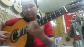 Giấc mơ mùa thu - guitar solo