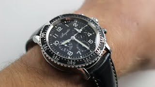 Breguet Type XX Aeronavale Limited Edition Ref. 3803ST/92/3W6 Watch Review