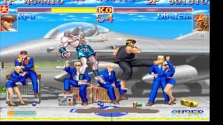 [FightCade] Yunes-K21 vs Sharizord Super Street Fighter 2 Turbo