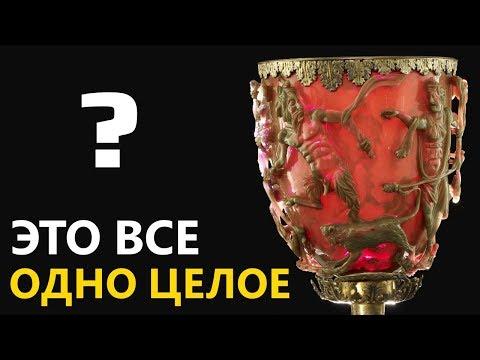 НАНОТЕХНОЛОГИИ ДРЕВНЕГО МИРА - Видео онлайн