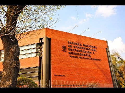 Andrés Triana: la Escuela Nacional de Conservación, Restauración y Museografía