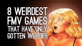8 Weirdest FMV Games That Have Only Gotten Weirder With Time