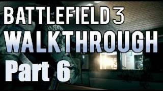 Battlefield 3: Walkthrough - Comrades (Part 6)