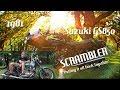 Suzuki GS850 SCRAMBLER Motorcycle Build #7