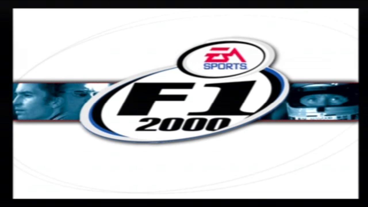 f1 2000 ea sports playstation 1 youtube. Black Bedroom Furniture Sets. Home Design Ideas