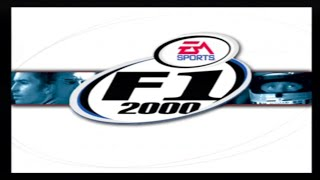 F1 2000 EA Sports - Playstation 1