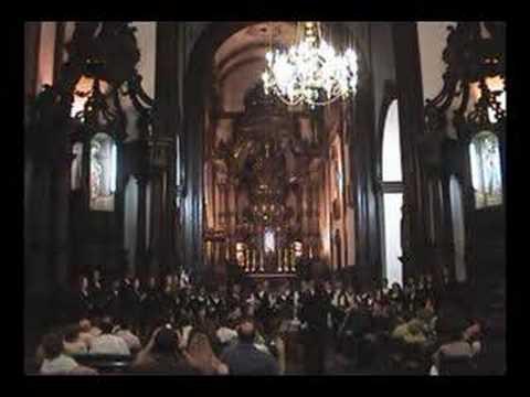 Geistliches Lied - Johannes Brahms