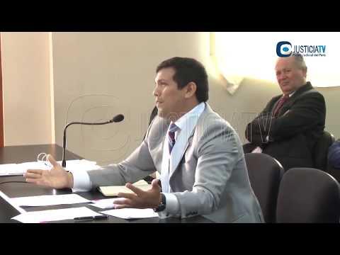 Audiencia de Apelación de Reexamen de Convalidación de Congelamiento Administrativo de Fondos - UIF