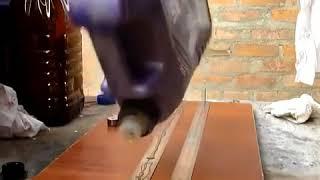 Проверка масла на скольжение