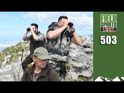Fieldsports Britain - Hunting A Barbecue Buck