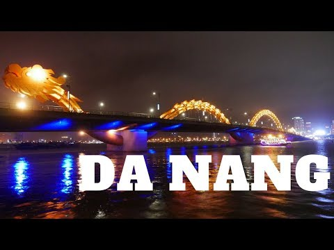 Da Nang Vietnam || City of Lights