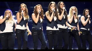 Best Of The Bellas (singing edition) - Pitch Perfect 1,2,3