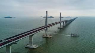 Jembatan Terpanjang di Dunia Sudah Rampung, China Habiskan Biaya Rp 218,5 Triliun