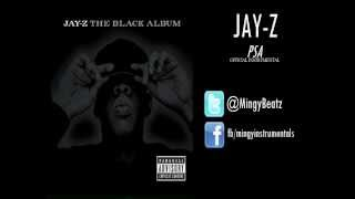 Jay-Z - PSA (Official Instrumental) HQ