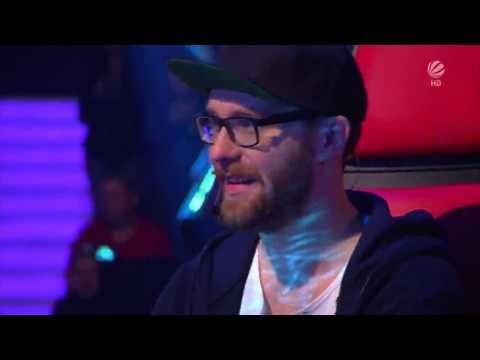 Disneys Frozen Let It Go Duy  The Voice Kids Germany 2015