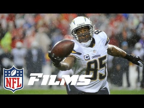 #10 Antonio Gates | Top 10 Tight Ends of All Time | NFL Films