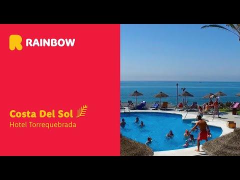 Hotel Torrequebrada - Costa Del Sol, Hiszpania - Film HD