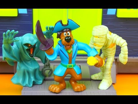 Scooby-Doo Captain Scooby and the Pirate...