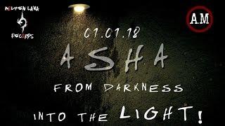 Asha | Arwen M.A.G.M.A | Official Lyric Video 4K