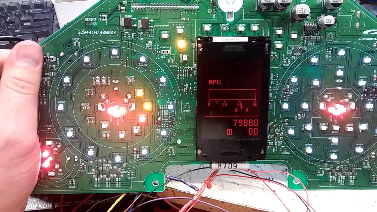 G35 Headlight Wiring Diagram
