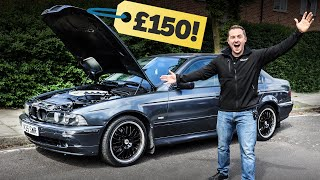homepage tile video photo for I Bought A BMW On Instagram For £150
