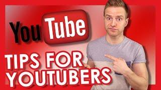 Tips for YouTubers | TYLER MOUNT