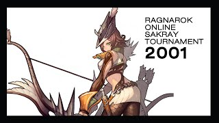 Ragnarok Online Official Sakray Tournament - 2001