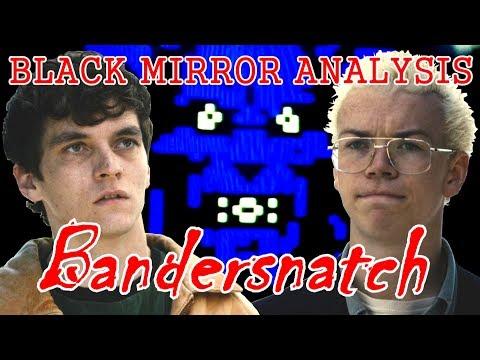 Black Mirror Analysis - Bandersnatch