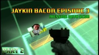 Jaykin' Bacon Episode 3: Messing with RCON - Part 2