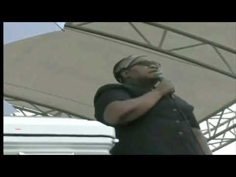 Joice Mujuru at Morgan Tsvangirai Buhera Burial