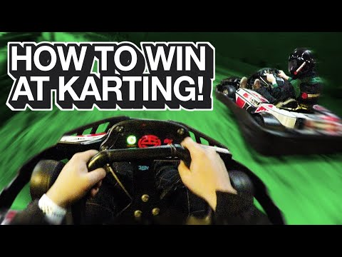 How To Win At Go Karting! w/ TeamSport Karting - Matt Amys