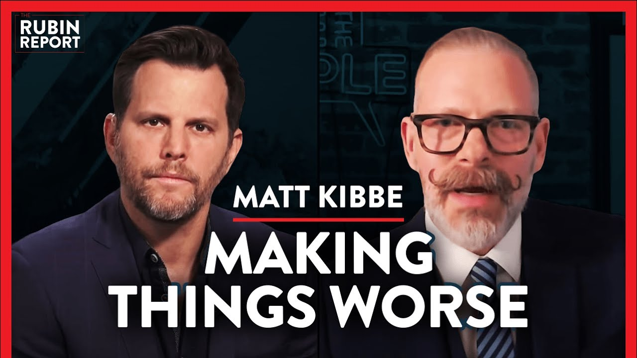 Why Do We Still Rely On Experts Who Always Fail Us? | Matt Kibbe | POLITICS | Rubin Report
