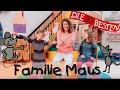 Familie Maus - Singen, Tanzen und Bewegen || Kinderlieder