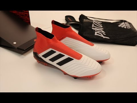 3f8fee37985d Adidas Predator 18+ Cold Blooded - Unboxing - footbAll Nerds - YouTube
