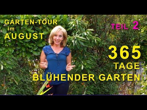 Licht- und Gartentherapie | GARTEN-TOUR im AUGUST. Teil 2 | Der perfekte Ausgleich zum Alltag