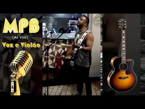 Voz e Violão Cover - Barzinho Ao Vivo • MPB • BIANO GONZAGA Canta OCEANO - DJAVAN