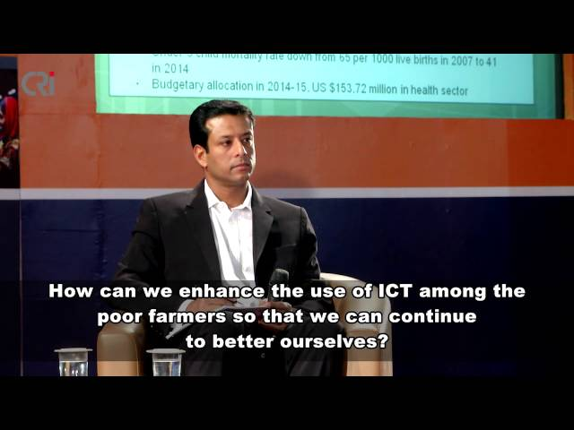 """Let's Talk 14 :Let's Talk on """"Bangladesh Achieving Middle Income Status: Vision 2021"""