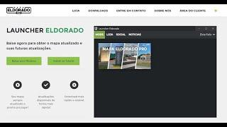 Tutorial de Instalação Launcher Eldorado