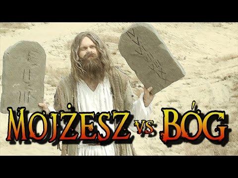 Wielkie Konflikty - odc.5 'Mojżesz vs Bóg'