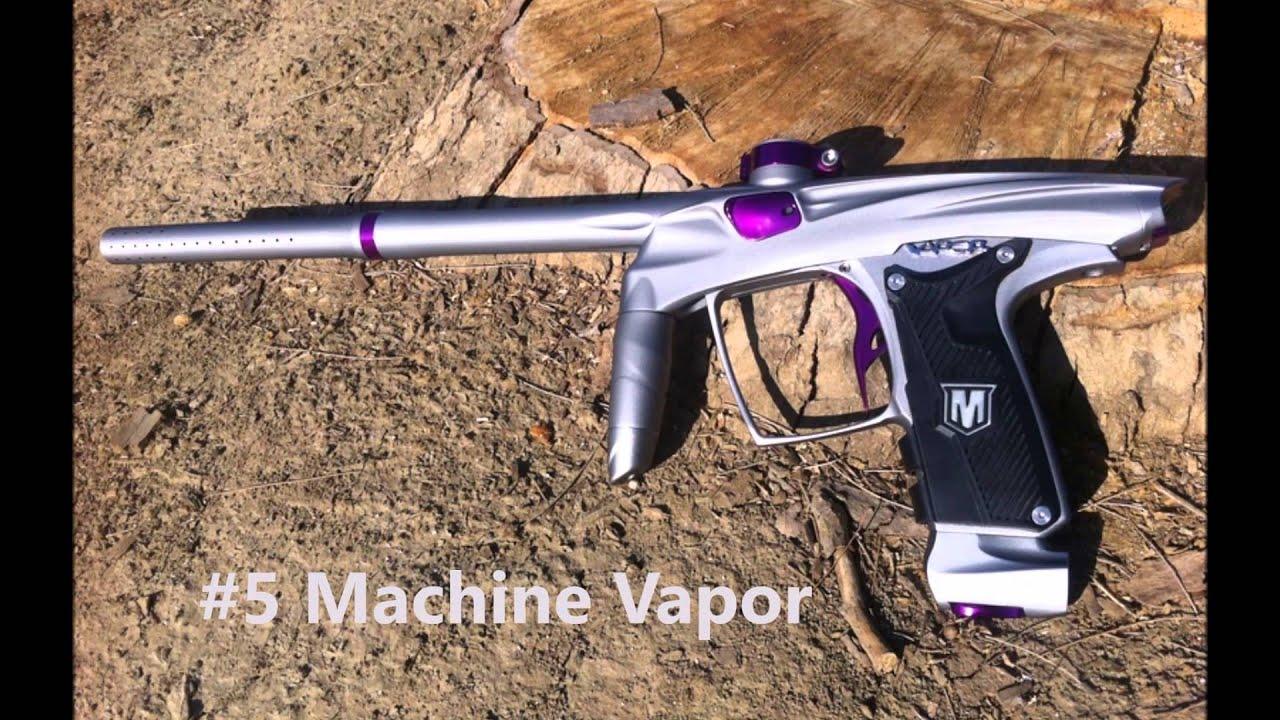 Best Paint Ball Guns For Under